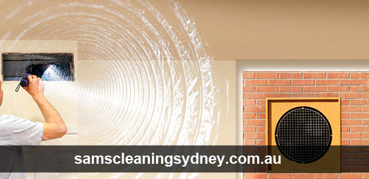 Air Duct Cleaning Lidcombe