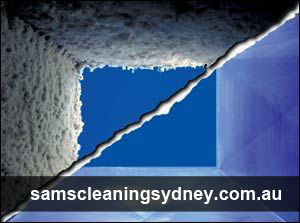 Duct Repair Newnes Plateau