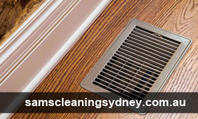 Floor Duct Cleaning Sydney