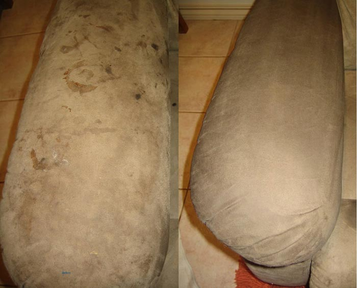 Upholstery Stain Removal Alfords Point