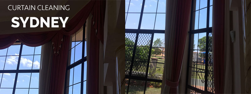 Curtain Cleaning Pyrmont