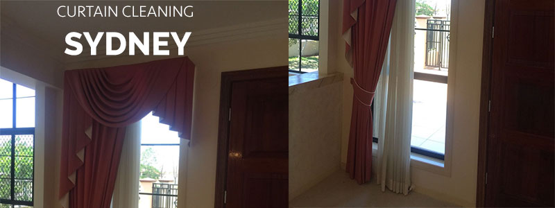 Curtain Cleaning Port Botany