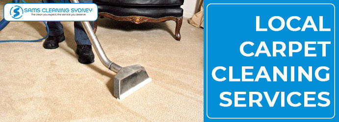 Local Carpet Cleaning Isaacs