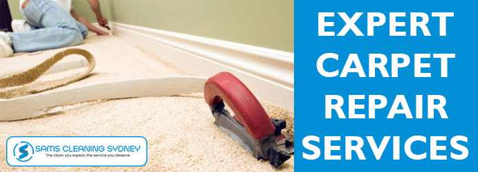 Carpet Repair Mount Lindsey