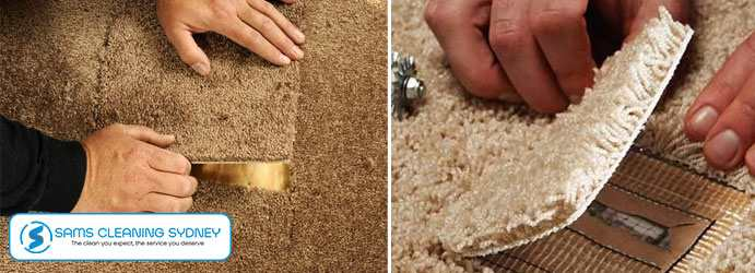 Carpet Repairing Services Glebe