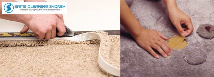 Carpet Repair And Patching Griffith