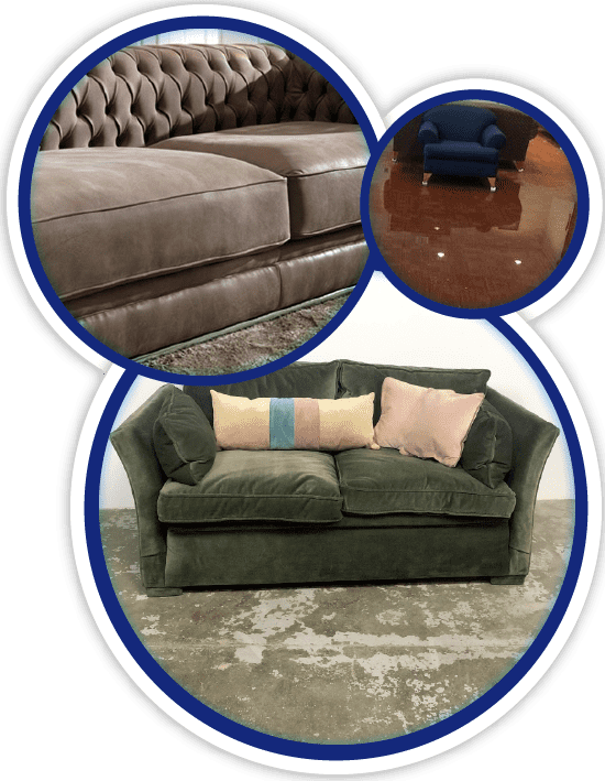 Upholstery Water Damage Restoration Service