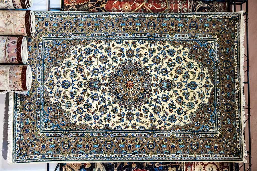 Persian Nain Rug Carpets