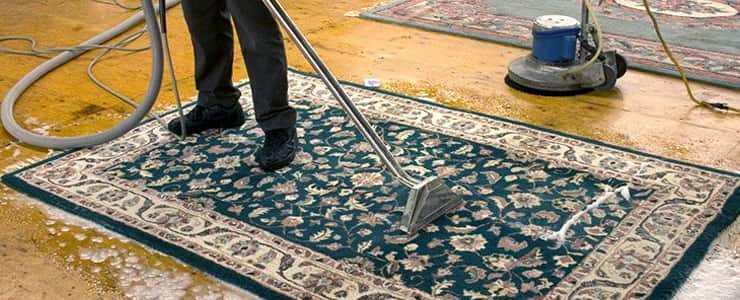 Rug Carpets Cleaning Service