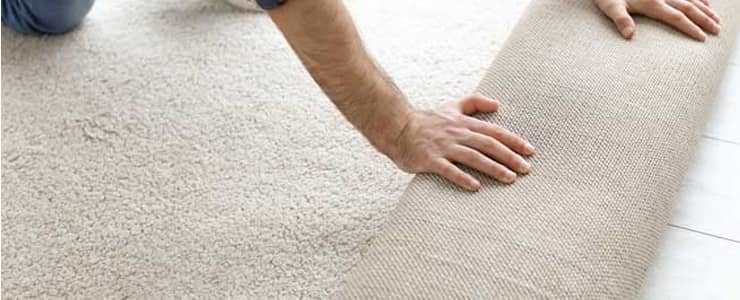 Behind Carpet Odour Service