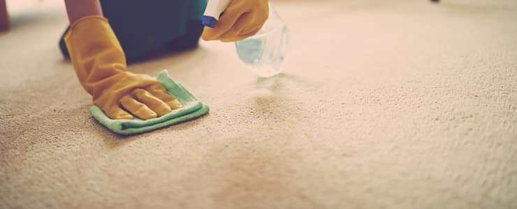 Carpet Rust Stains Removal Service