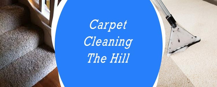 Carpet Cleaning The Hill